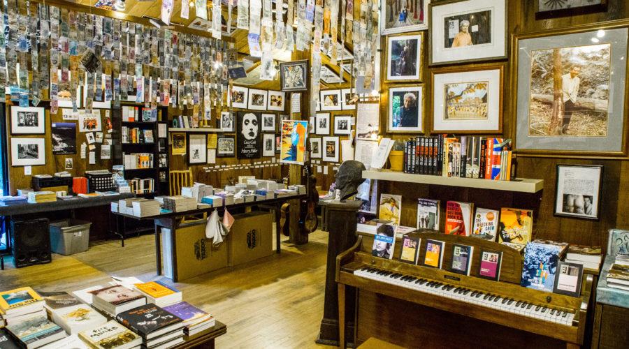 Henry Miller Library, Big Sur, CA
