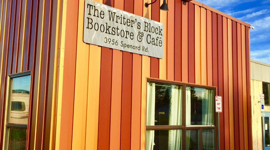 The Writer's Block, Anchorage, AK