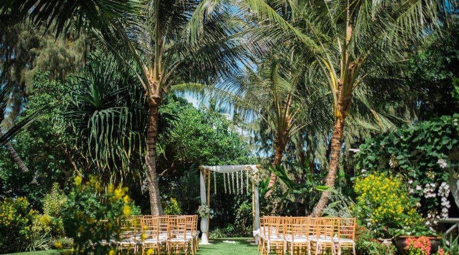 Male'ana Gardens, Oahu, HI