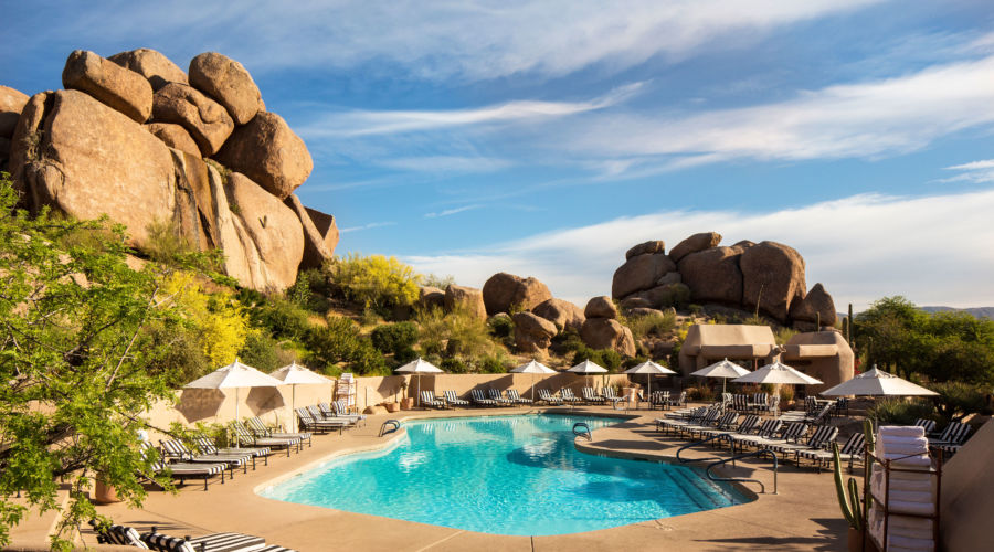 Boulders Spa & Resort, Scottsdale