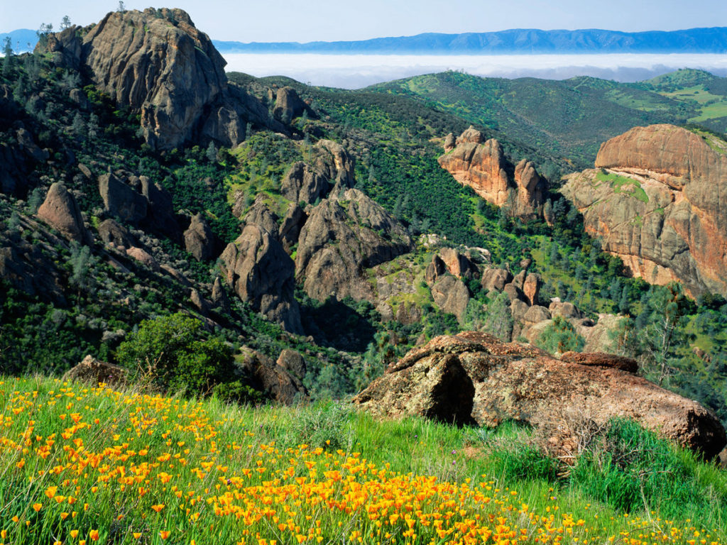 Pinnacles National Park, CA
