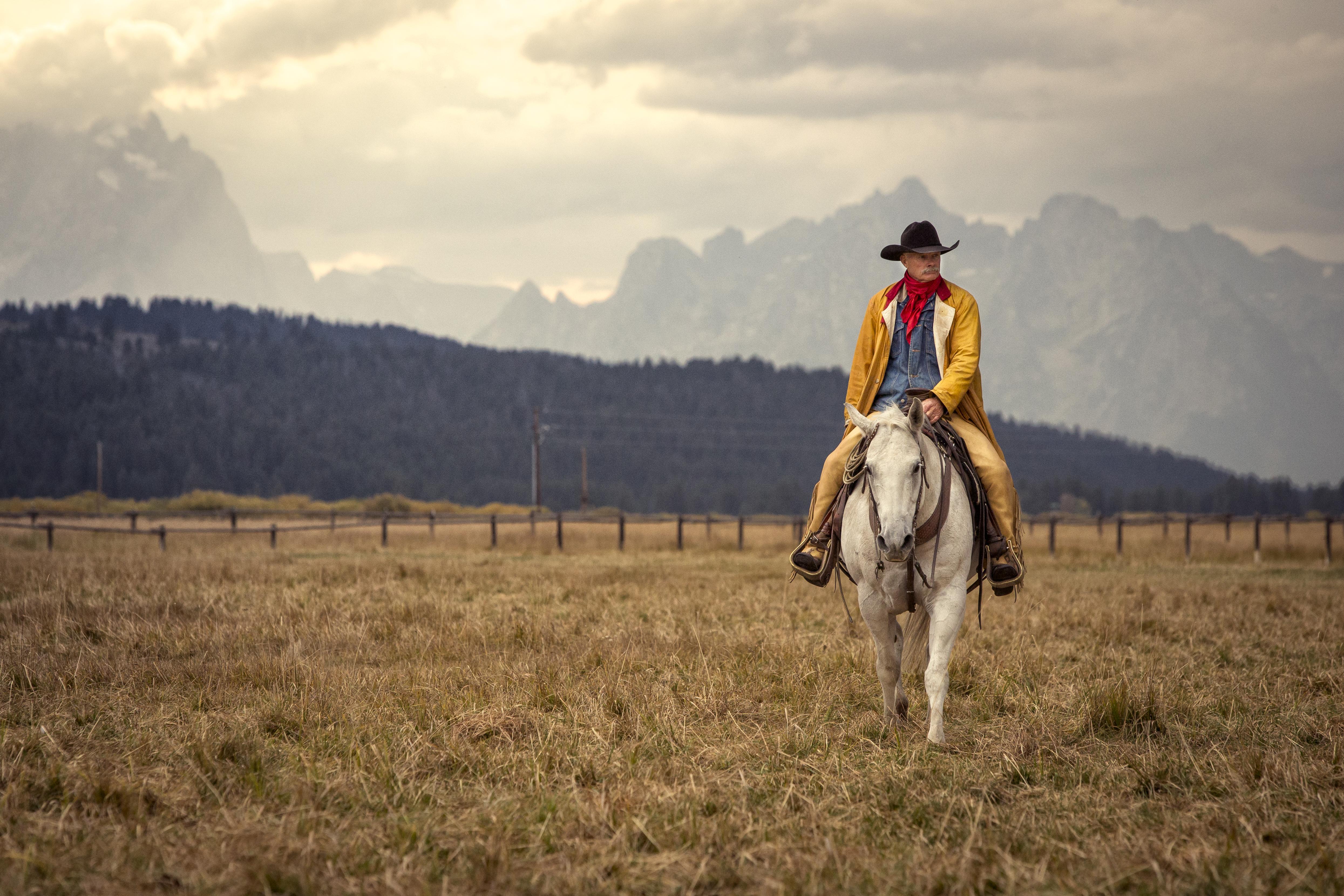 Wyoming cowboy