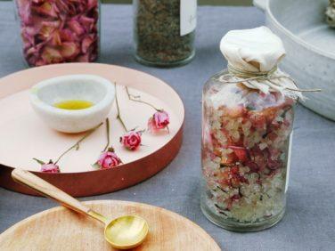 Simone LeBlanc's Floral Bath Salts
