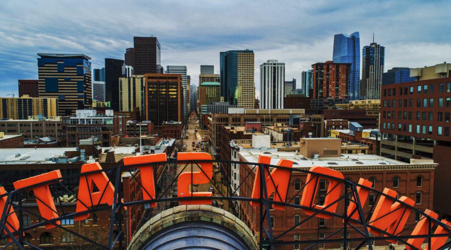 Denver through Union Station