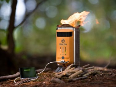 BioLite Phone-Charging Camp Stove