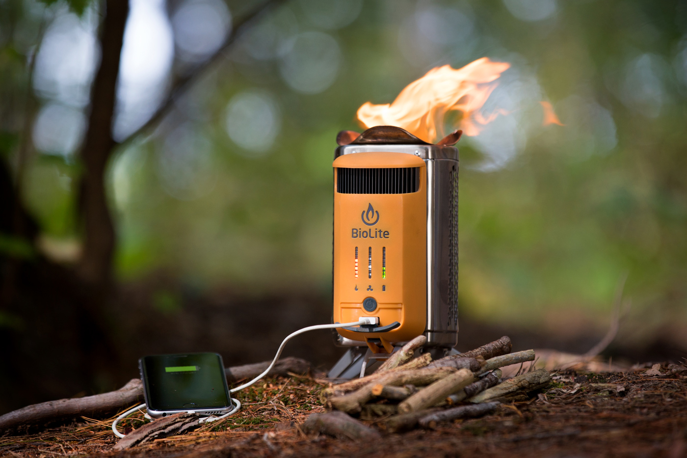 Seriously Cool High Tech Camping Gadgets Sunset Magazine