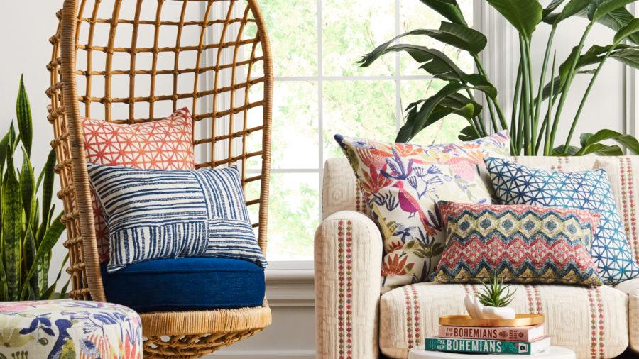 Justina Blakeney Fabricut Textiles Line