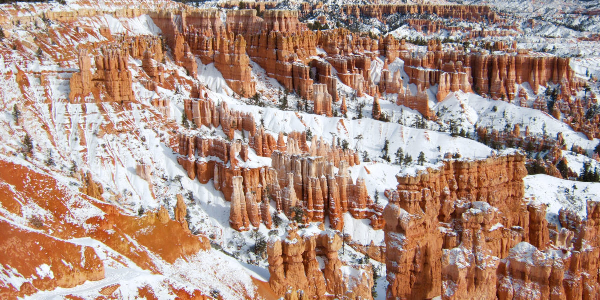 Epic New Year's Eve in Zion and Bryce Canyon