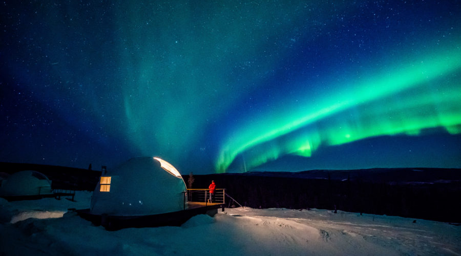Amazing Aurora Borealis Adventure in Alaska