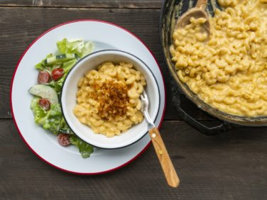One Pan Mac 'n' Cheese