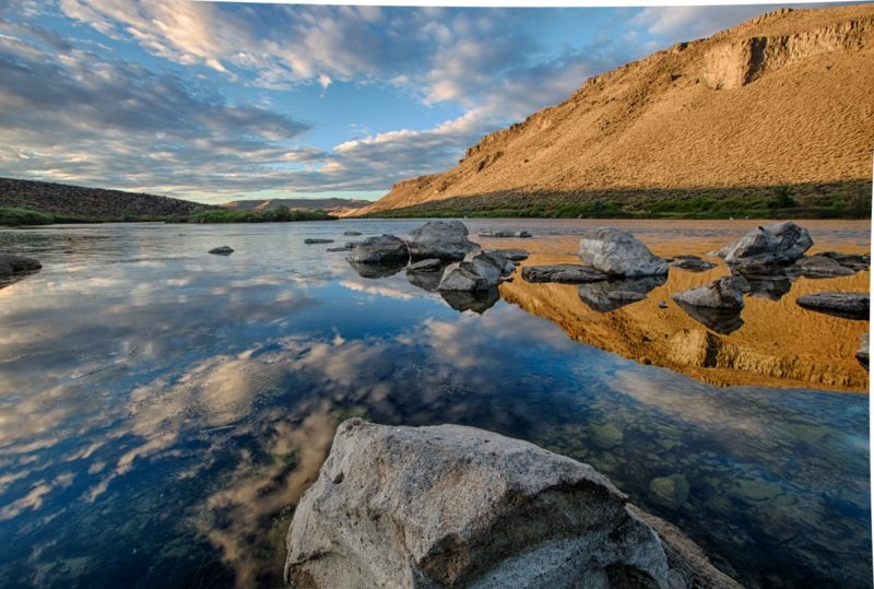 Snake River, ID