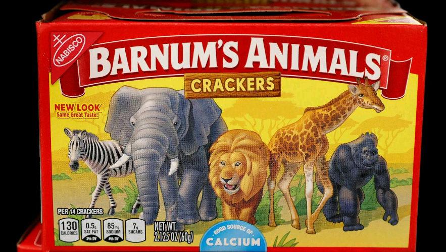 Barnum's Animals Crackers