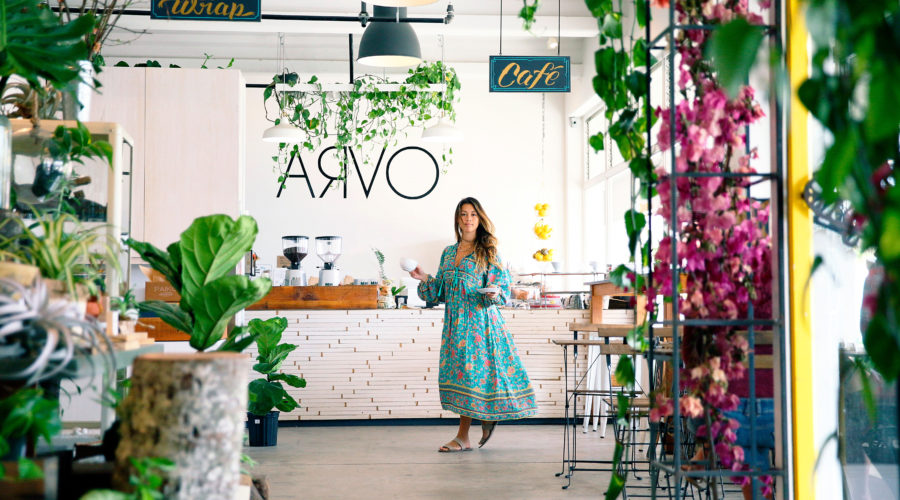 Arvo Café, Honolulu, HI