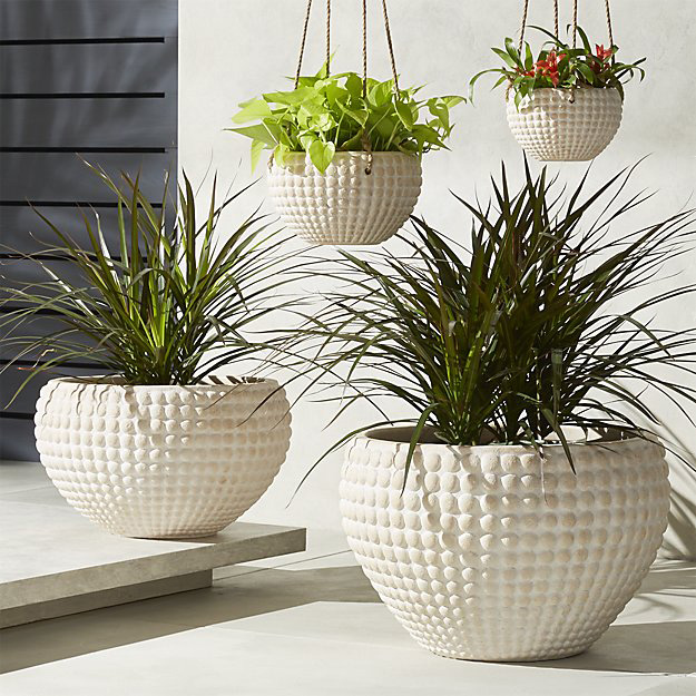 Statement Making Large Outdoor Planters Sunset Magazine