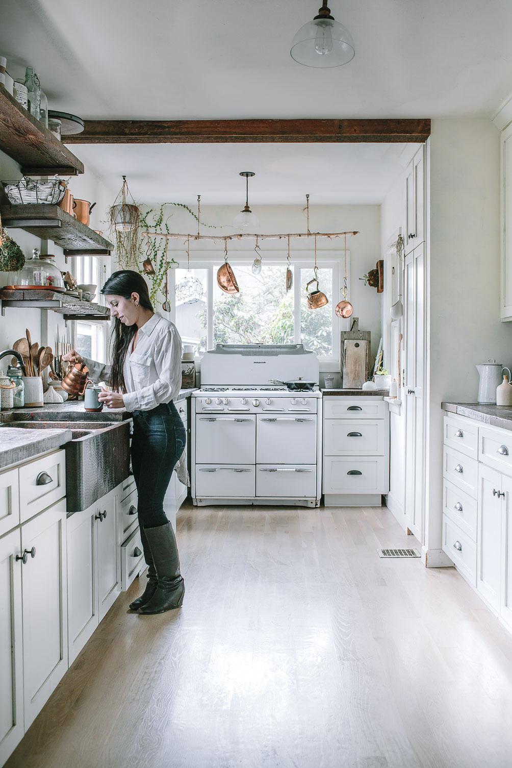 small kitchen ideas for design & organization - sunset