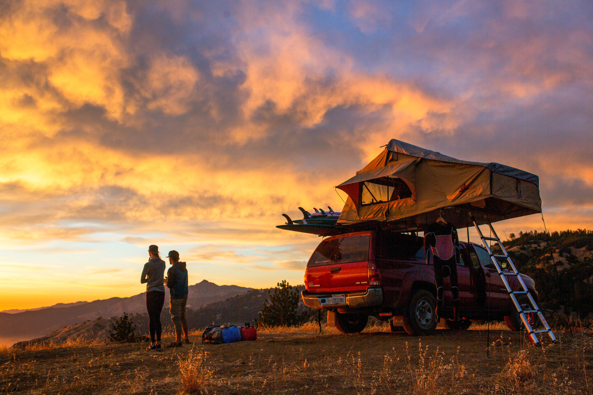 The 11 Best Rooftop Tents for Awesome Car-Camping Trips