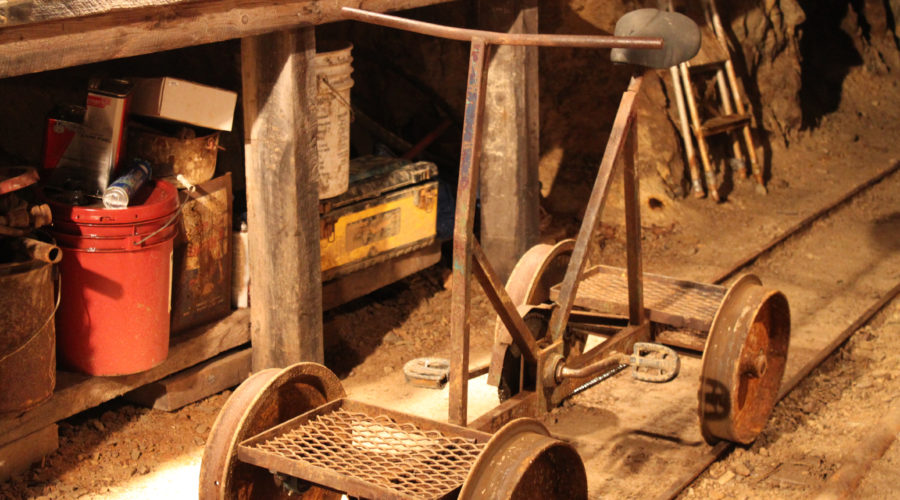 Mollie Kathleen Gold Mine, CO