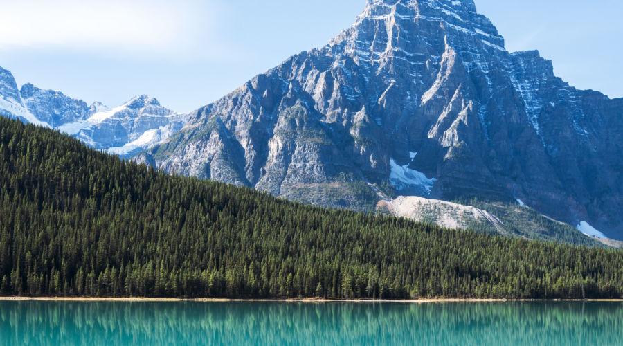 Park-Hopping in the Canadian Rockies