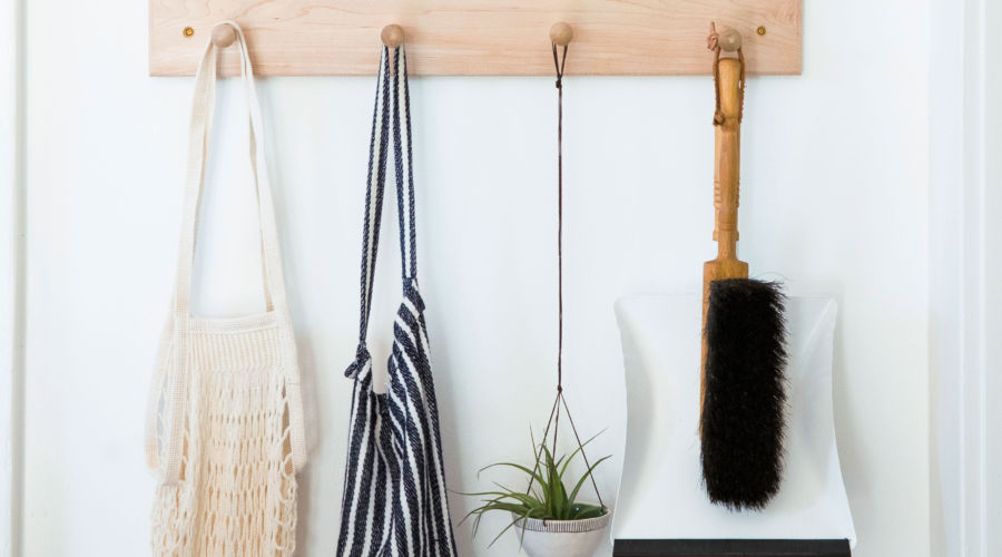 Keep Cleaning Supplies Close