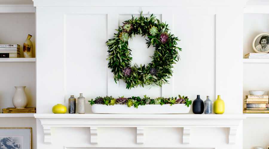 Wreath Alternative