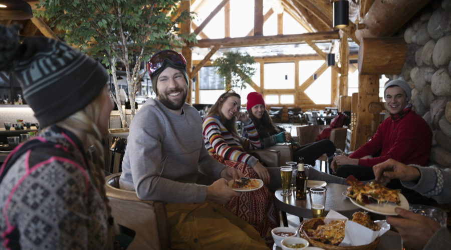 Après-Ski Food and Drinks