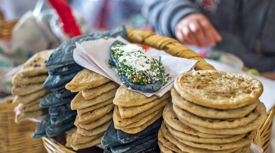 Eat Your Way through a Mexico City Market