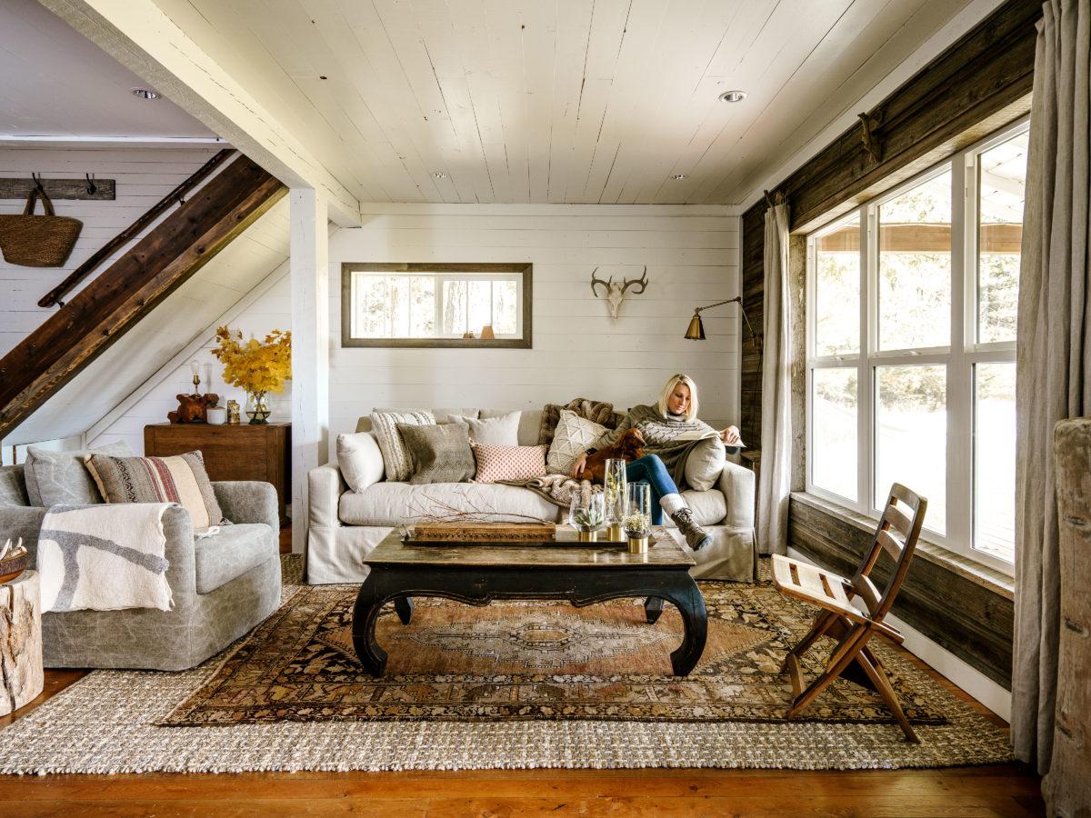 Inside a Farmhouse Fixer-Upper's Stunning DIY Makeover