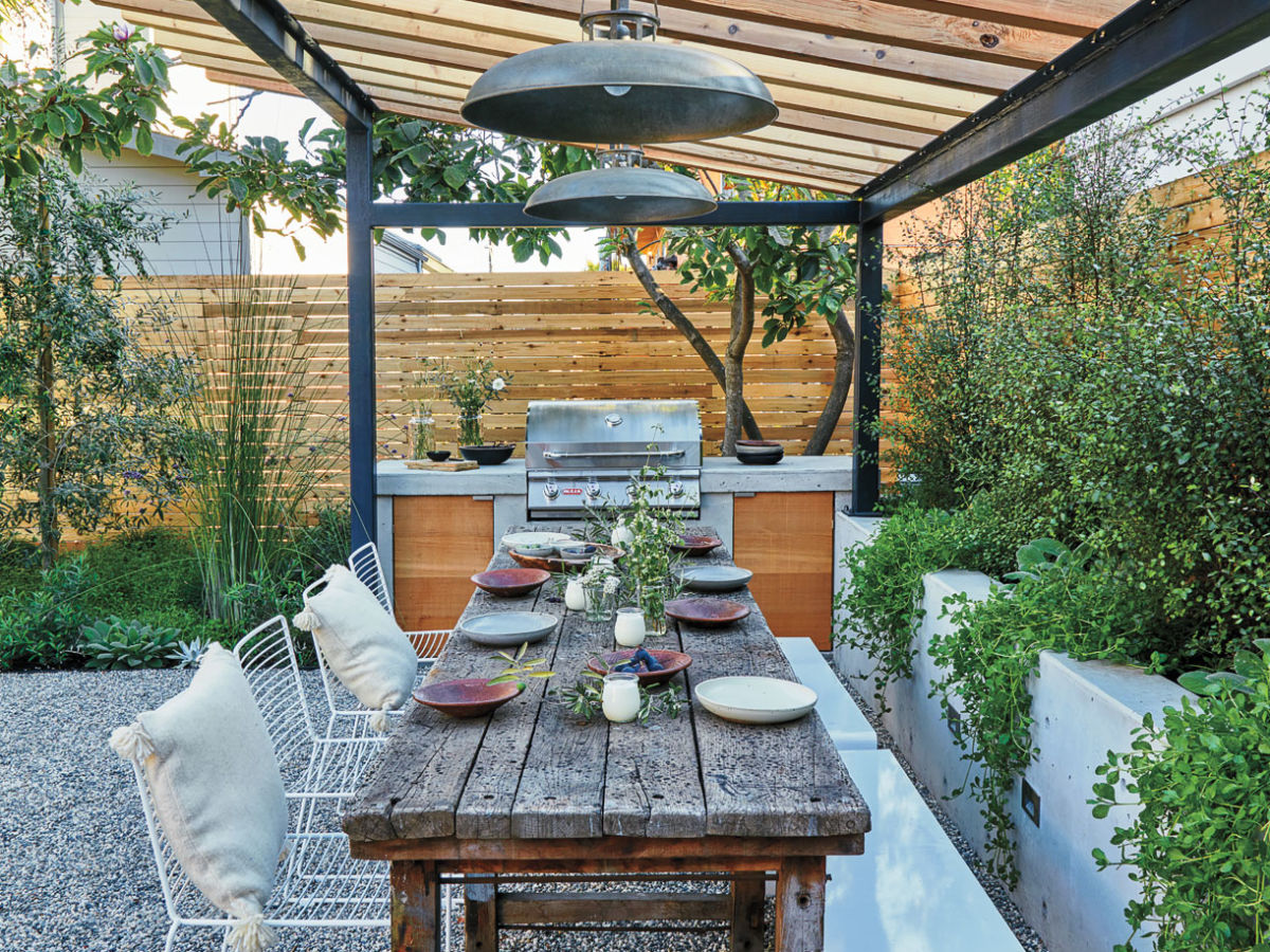Transform A Yard With These Genius Hardscaping Ideas