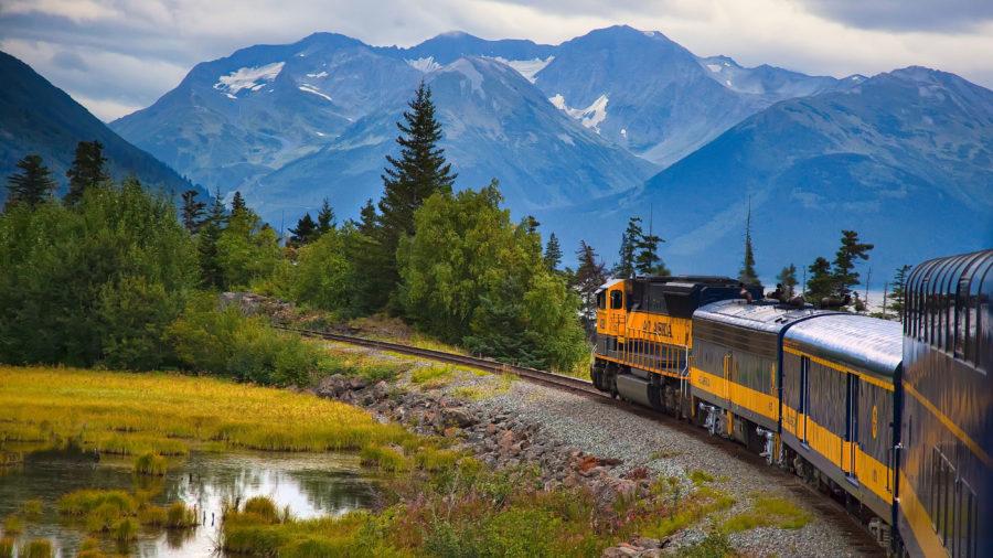 Alaska Railroad's Coastal Classic